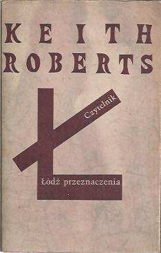 Okładka książki Łódź przeznaczenia