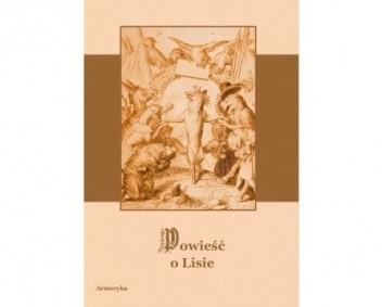 Okładka książki Powieść o Lisie