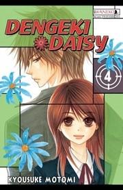 Okładka książki Dengeki Daisy tom 4