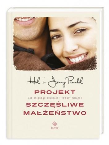 Okładka książki Projekt szczęśliwe małżeństwo