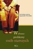 Okładka książki Wybrane problemy osób starszych
