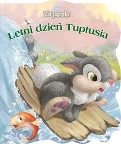 Okładka książki Letni dzień Tuptusia