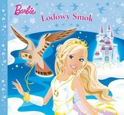 Okładka książki Barbie Lodowy smok