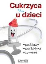 Okładka książki Cukrzyca u dzieci