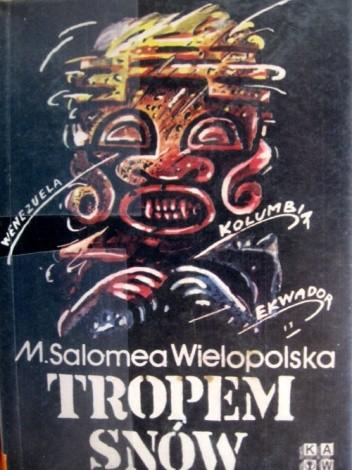 Okładka książki Tropem snów