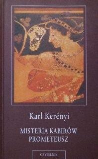 Okładka książki Misteria Kabirów. Prometeusz
