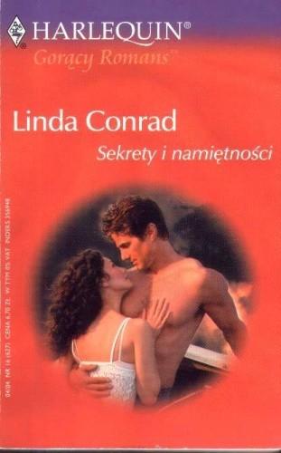 Okładka książki Sekrety i namiętności