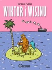 Okładka książki Wiktor i Wisznu