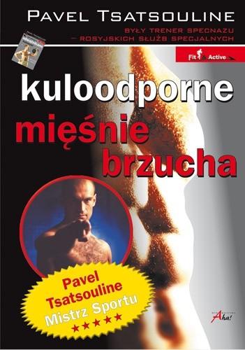 Okładka książki Kuloodporne mięśnie brzucha