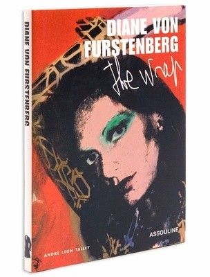 Okładka książki 'Diane Von Furstenberg: The Wrap' Andre Leon Talley