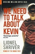Okładka książki We Need To Talk About Kevin