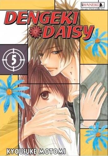 Okładka książki Dengeki Daisy tom 5