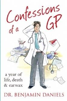 Okładka książki Confessions of a GP