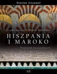 Okładka książki Po obu stronach Słupów Heraklesa. Hiszpania i Maroko