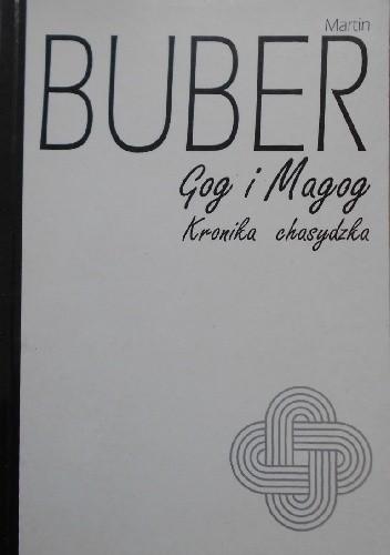 Okładka książki Gog i Magog: kronika chasydzka
