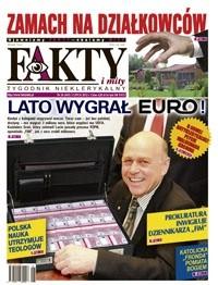 Okładka książki Fakty i Mity, nr 26 (643)/2012