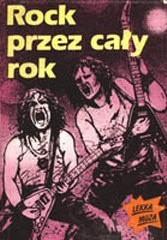Okładka książki Rock przez cały rok
