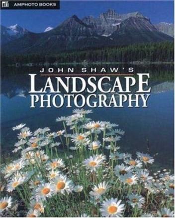 Okładka książki Fotografia Krajobrazu