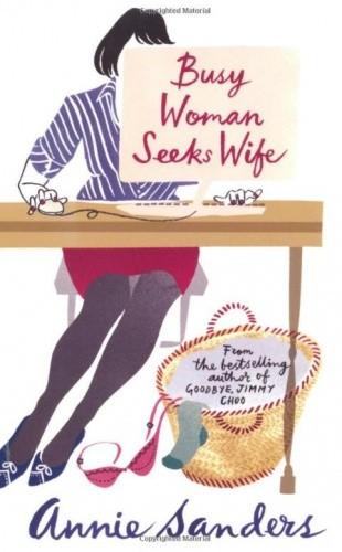 Okładka książki Busy woman seeks wife