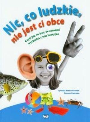 Okładka książki Nic, co ludzkie, nie jest ci obce