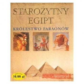 Okładka książki Starożytny Egipt. Królestwo faraonów