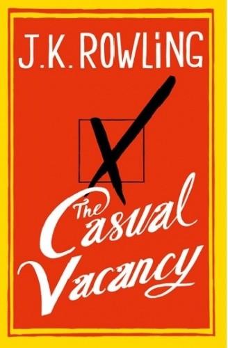 Okładka książki The Casual Vacancy