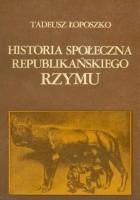 Historia społeczna republikańskiego Rzymu