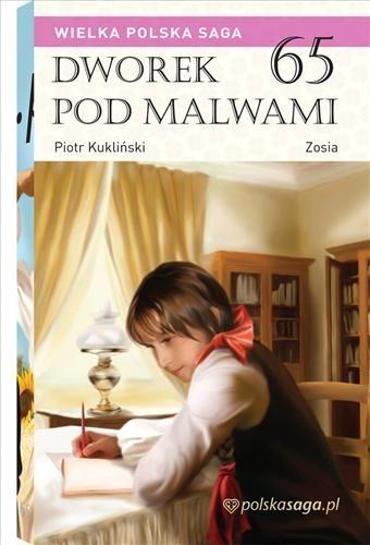 Okładka książki Zosia