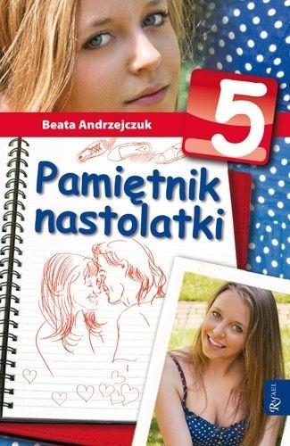 Okładka książki Pamiętnik nastolatki 5