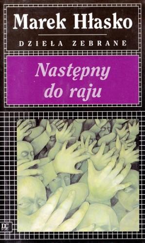 Okładka książki Następny do raju