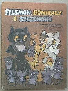 Okładka książki Filemon, Bonifacy i szczeniak