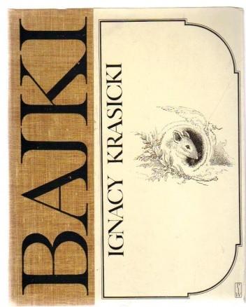 Okładka książki Bajki. Wybór