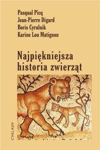 Okładka książki Najpiękniejsza historia zwierząt