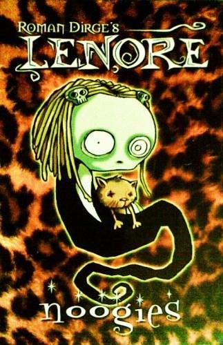 Okładka książki Lenore: Noogies