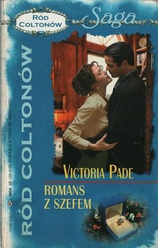 Okładka książki Romans z szefem