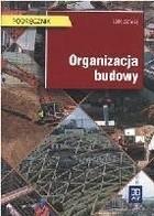 Okładka książki Organizacja budowy