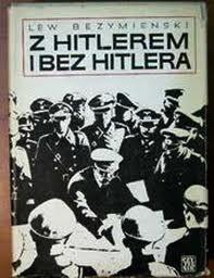 Okładka książki Z Hitlerem i bez Hitlera