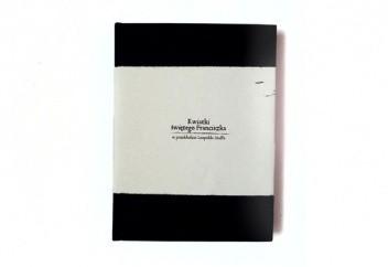 Okładka książki Kwiatki Świętego Franciszka