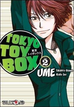 Okładka książki Tokyo Toy Box 2
