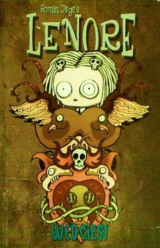 Okładka książki Lenore: Wedgies!