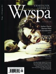 Okładka książki Wyspa, nr 1 (21) / 2012