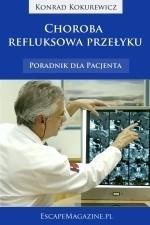 Okładka książki Choroba refluksowa przełyku. Poradnik dla Pacjenta