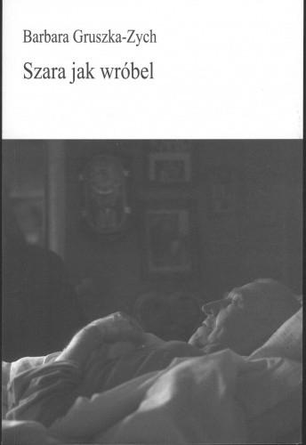 Okładka książki Szara jak wróbel