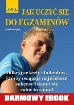 Okładka książki Jak uczyć się do egzaminów