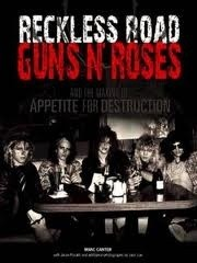 Okładka książki Reckless Road: Guns N' Roses and the Making of Appetite for Destruction