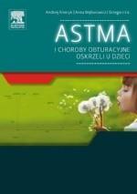 Okładka książki Astma i choroby obturacyjne oskrzeli u dzieci