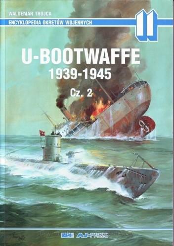 Okładka książki U-bootwaffe 1939-1945, cz.2
