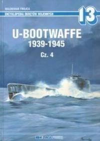 Okładka książki U-Bootwaffe 1939-1945, cz. 4