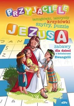 Okładka książki Przyjaciele Jezusa