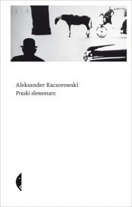 Okładka książki Praski elementarz